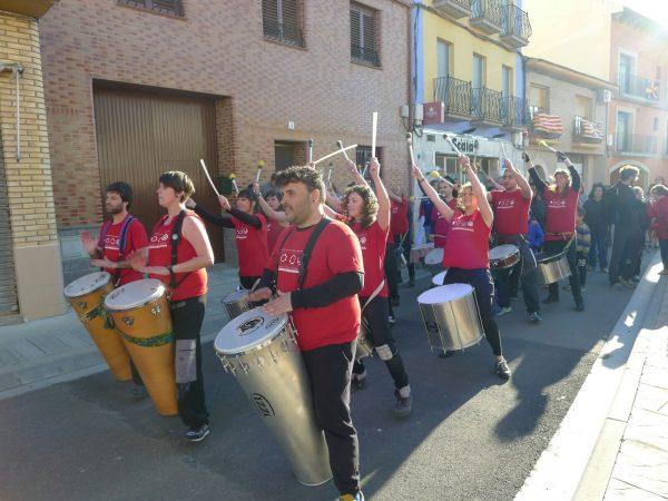 Rebelason en Nuez de Ebro y Villafranca de Ebro