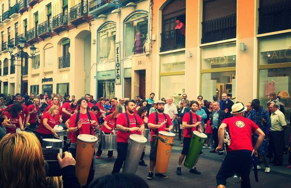 Rebelason con Zaragoza Diversa