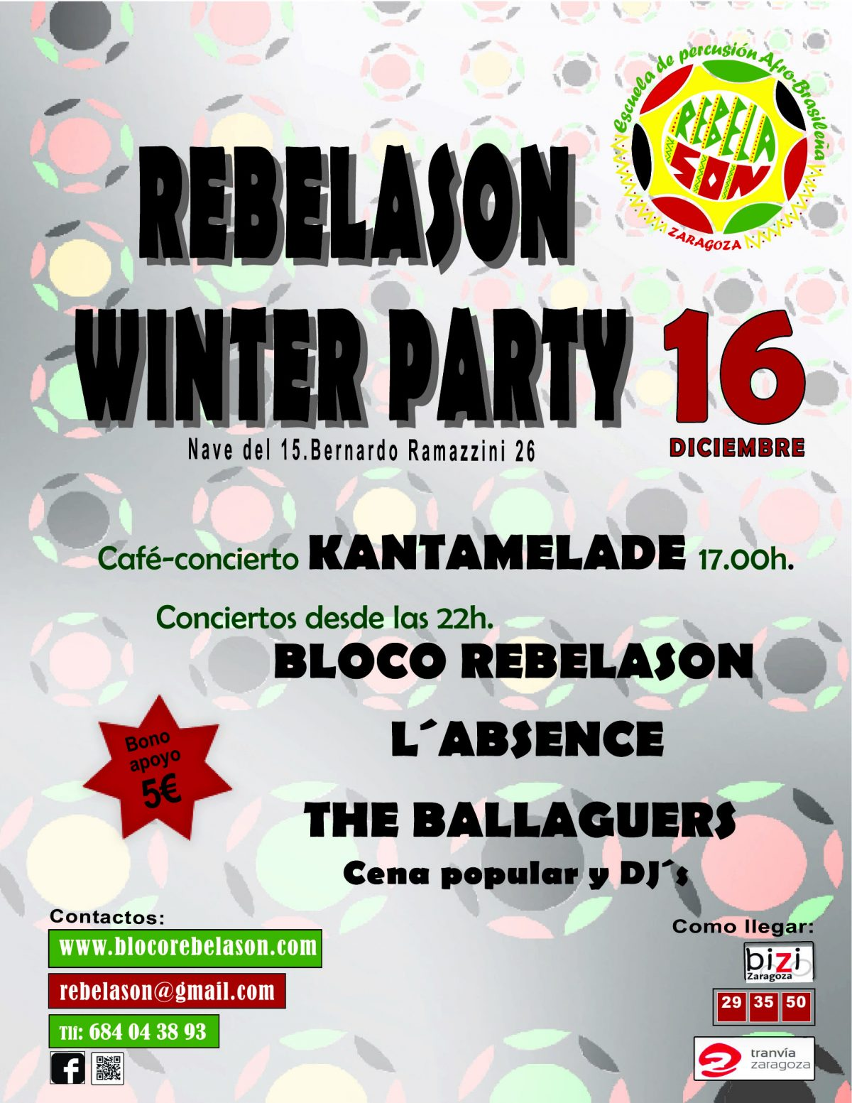 REBELASON WINTER PARTY